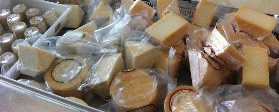 Rocío Alayeto´s sheep´s cheese