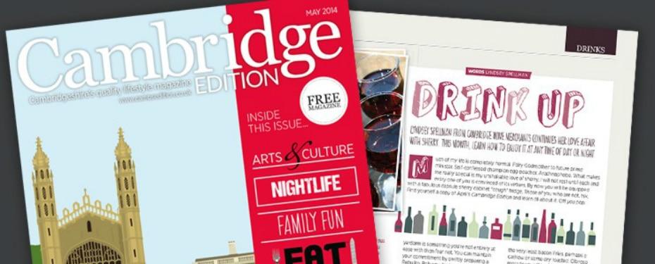 Cambridge Edition May