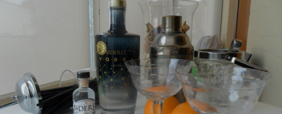 Siderit Vodka Lactèe