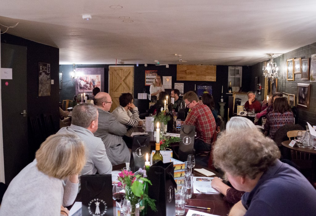 Tapas and sherry tasting